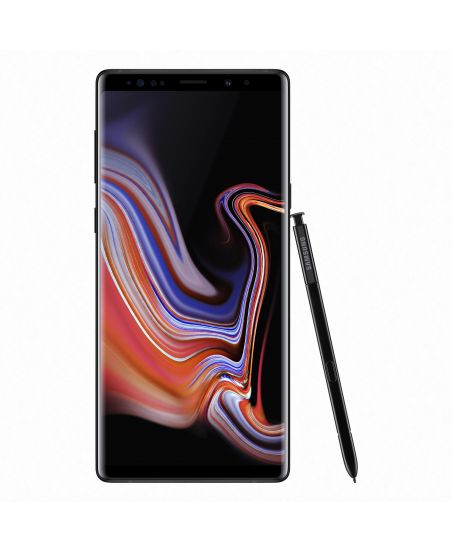 Samsung Galaxy Note 9 128 ГБ черный DUOS